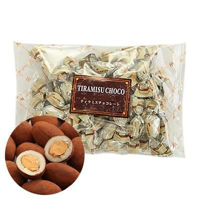 ティラミスアーモンドチョコレート
