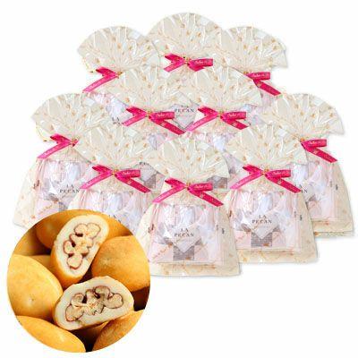 プチギフトキャンディコートピーカン(54g)10袋+1袋