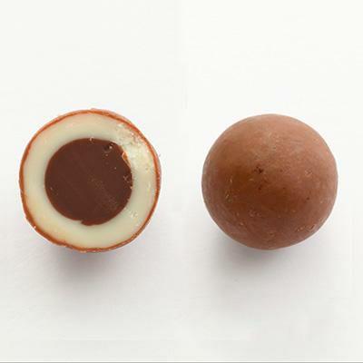 マスカルポーネボールチョコレート